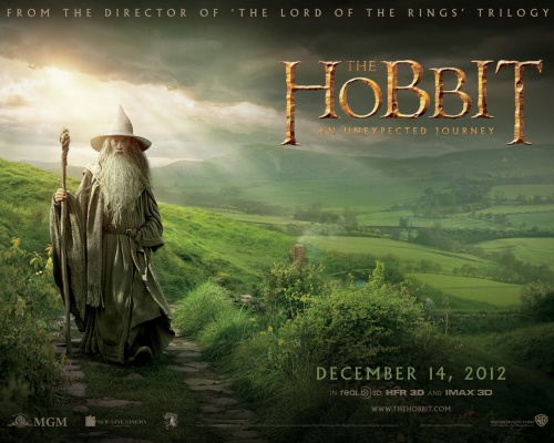"""The Hobbit"" Poster (2012)"