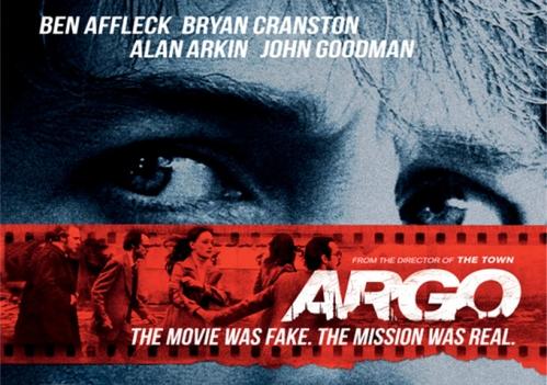 """""""ARGO"""" Poster/header (2012)"""