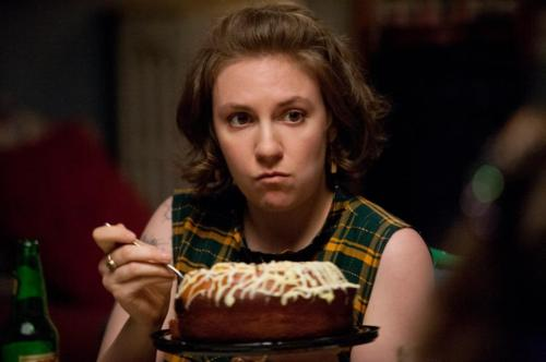 Lena Dunham on GIRLS