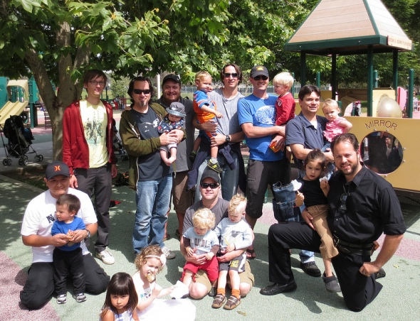 West L.A. Stay-At-Home-Dads (March 25, 2013)