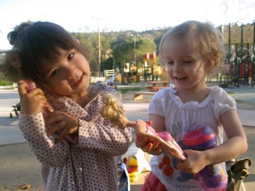 Greta & Katana (2011)