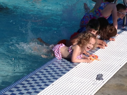 Swimming Lessons 2013