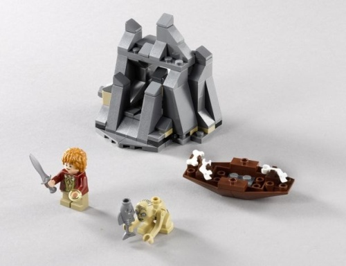 The Hobbit LEGO set: The Riddle of the Ring