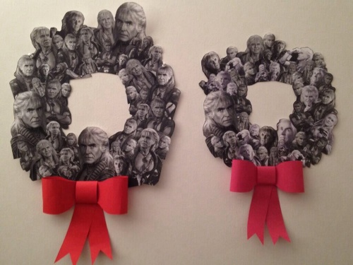 Annie Shapiro's WREATH OF KAHN