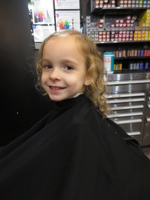 Greta's Holiday Haircut (2013)