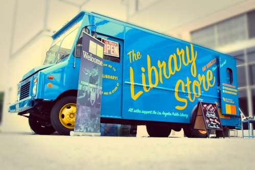 Library Store on Wheels (Ryan Romero)