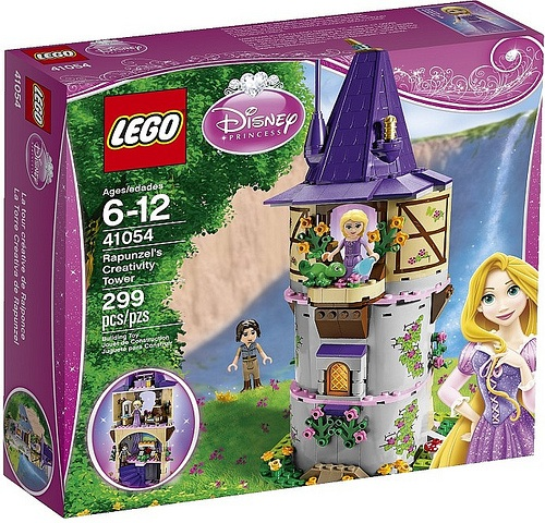 Disney Princess LEGOS
