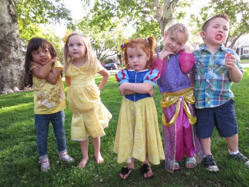 Greta's Princess Birthday Party (2014)
