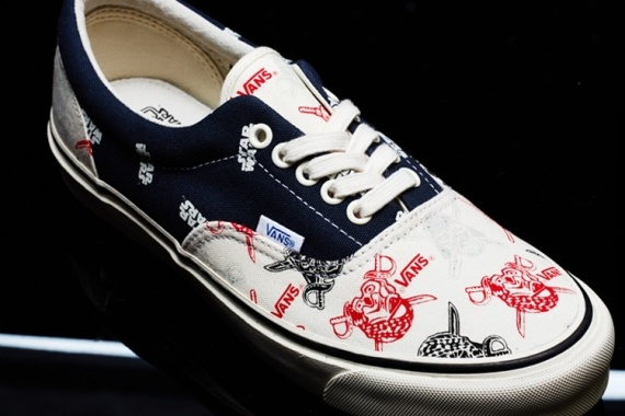 STAR WARS sneakers by Vans