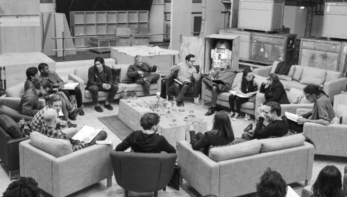 New STAR WARS cast