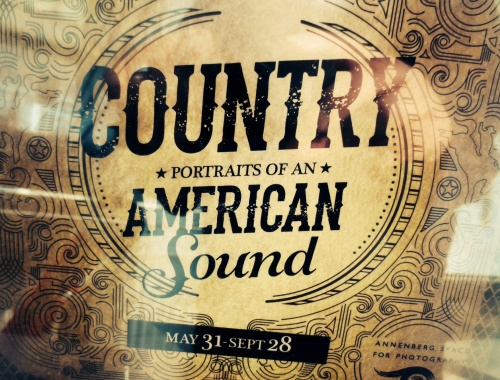 """County: Portrait of an American Sound"" @ The Annenberg Space for Photography (2014)"