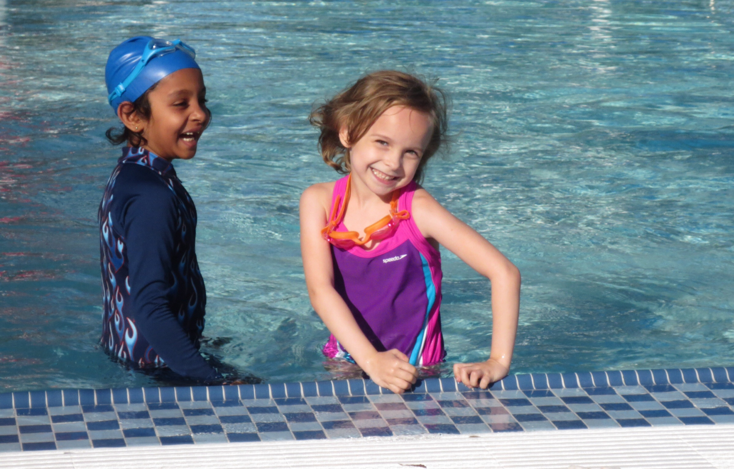 Swimming Lessons 2014 Stay At Home Yeti
